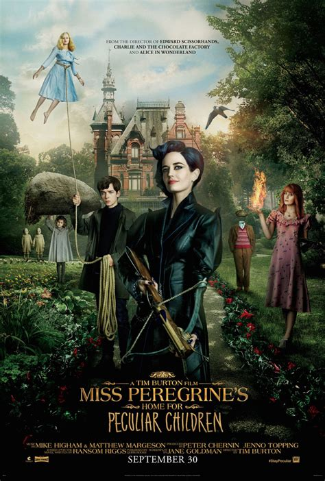Miss Peregrine's Home for Peculiar Children user reviews