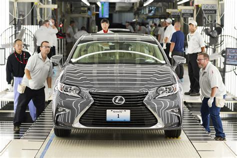 Toyota Passes the 2,000,000 Vehicles Built in the US Mark