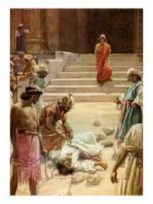 Did Jesus make a mistake in referring to Zechariah the son