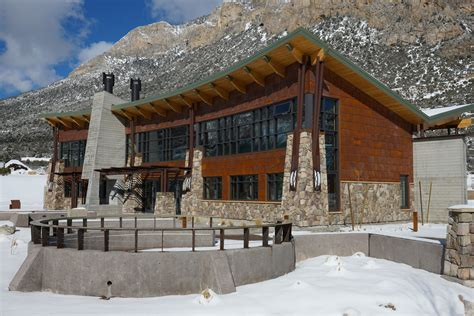 Spring Mountain Visitor Gateway more than 'just' a visitor