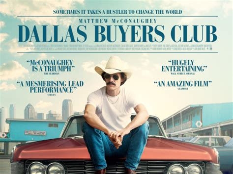 What I've Been Watching: Dallas Buyers Club | you can