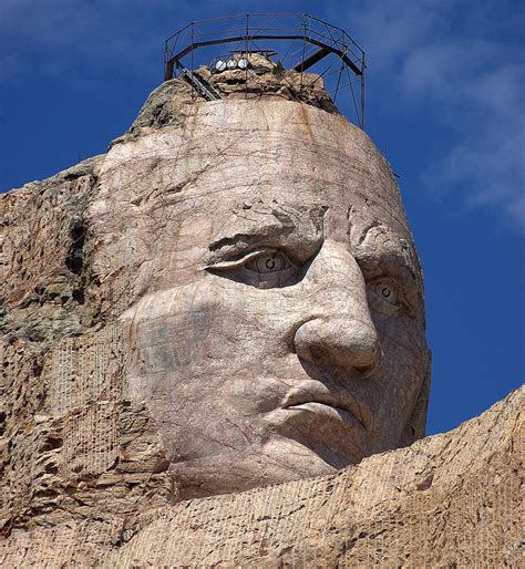 Crazy Horse Memorial | They're trying to convert this