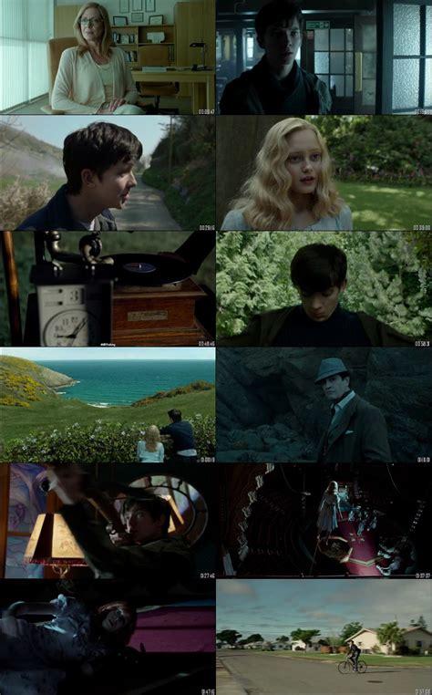 Miss Peregrine's home for peculiar children (2016) Full